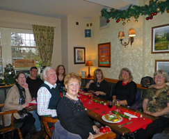Art Alert Xmas Lunch 2016