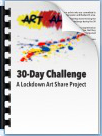 Art Alert Lockdown Artshare Booklet