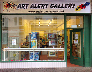Art Alert Gallery : 23a Abbey Street Nuneaton