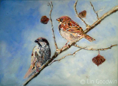 Songbirds by Lin Goodwin